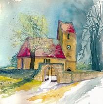 Aichelberger Kirche